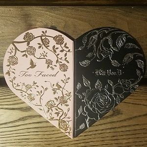 Too Faced & KVD collaboration palettes